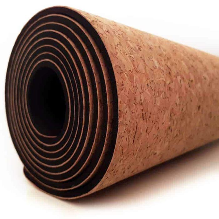 cork yoga mat: the perfect eco-friendly mat for your yoga practice!